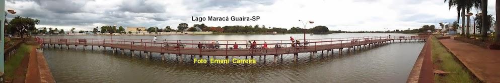 Lago Maracá Guaíra-SP