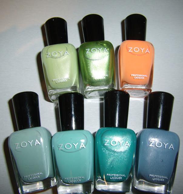 Zoya Bevin Vs Wednesday Obsessive Cosmetic Hoa...