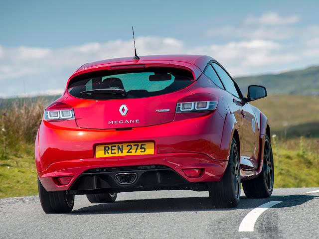 Renault unveils new Megane Renaultsport versions