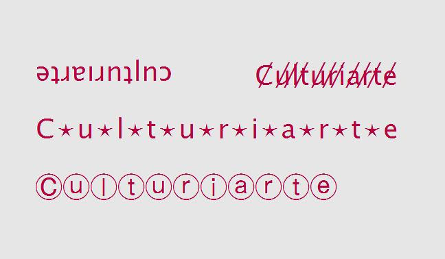 Diferentes Tipos De Letras Para Escribir