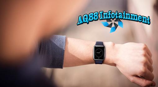 Teknologi semakin canggih bahkan jam tangan pun bisa dibuat lebih pintar.