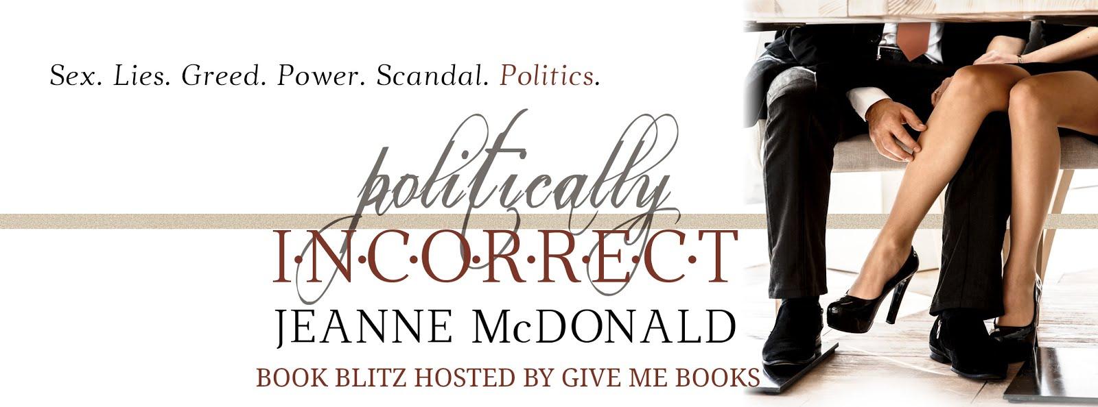 Politcally Incorrect Book Blitz