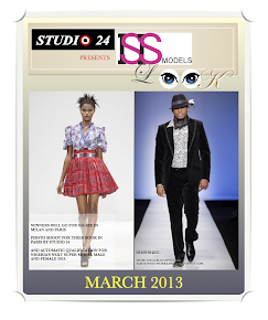 STUDIO 24 PRESENTS ISIS MODELS LOOK