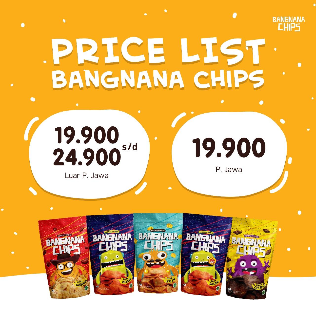 Bazla Zone Store Bangnana Chips