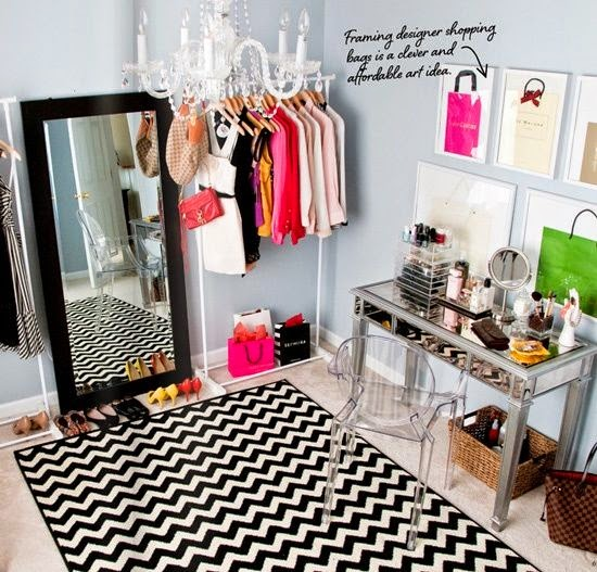 Source UnknownThe Lovely Side  My Apartment s Problem Area   Built in Bedroom  . Garment Rack For Bedroom. Home Design Ideas