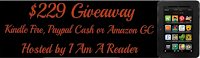 July's $229 Giveaway – Kindle Fire HDX, Amazon Gift Card or Paypal Cash