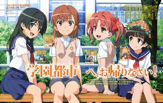 Anime To Aru Kagaku no Railgun S