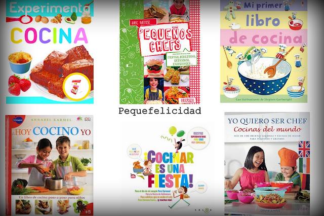 Pequefelicidad utensilios adaptados ideas y libros para for Libro cocina para ninos