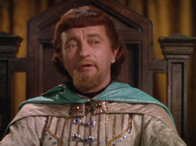 movie monarchs prince john in the adventures of robin