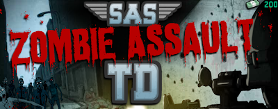 SAS Zombie Assault TD flash game review