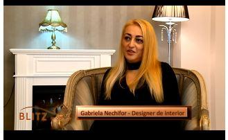 Gabriela Nechifor - designer de interior