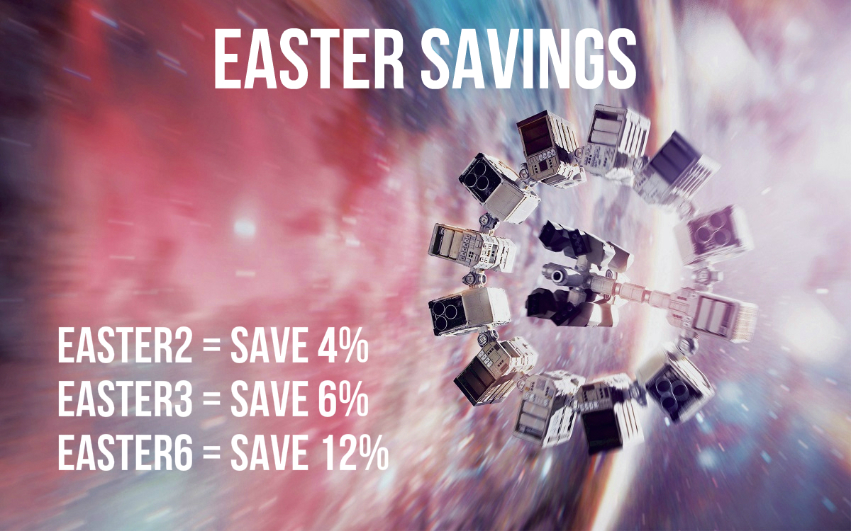 Easter Savings Discount Codes