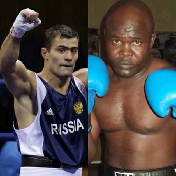 Rakhim Chakhkiev vs. Braimah Kamoko live Boxing
