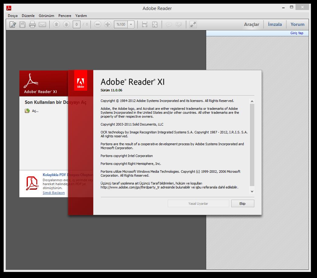 Adobe Reader Full Cracked Apk