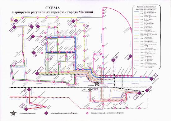 Новая схема маршруток в орле фото 818