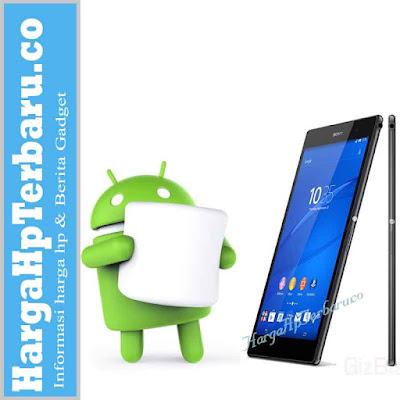 Sony Umumkan Smartphone Xperia yang Terima Android Marsmallow