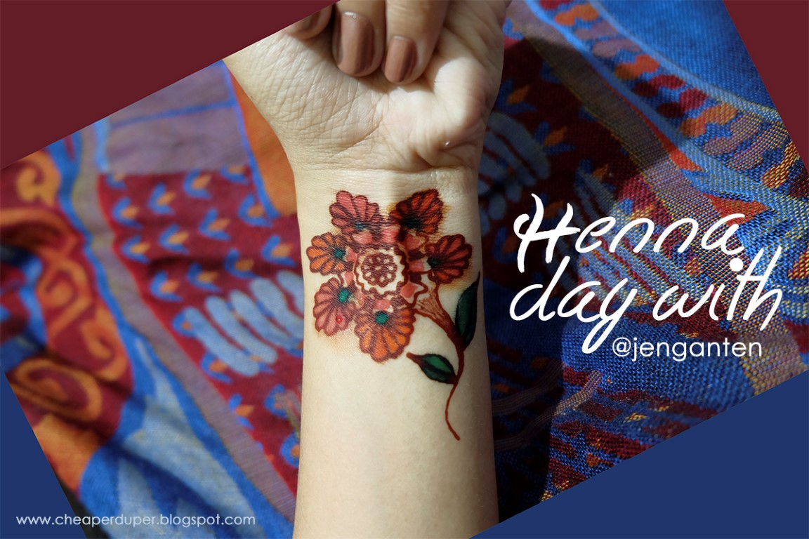 Henna Day W Jenganten Cheaper Duper