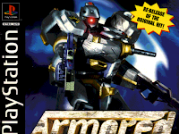 Game Ps1 - Armored Core