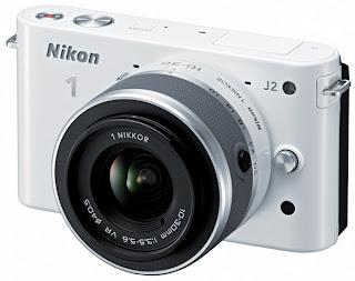 Nikon 1 J2 bianca