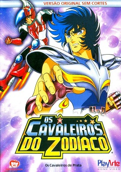 Anime Desenho Os Cavaleiros do Zodíaco - Saga Cavaleiros de Prata - Parte 1 1986 / 1989 Torrent