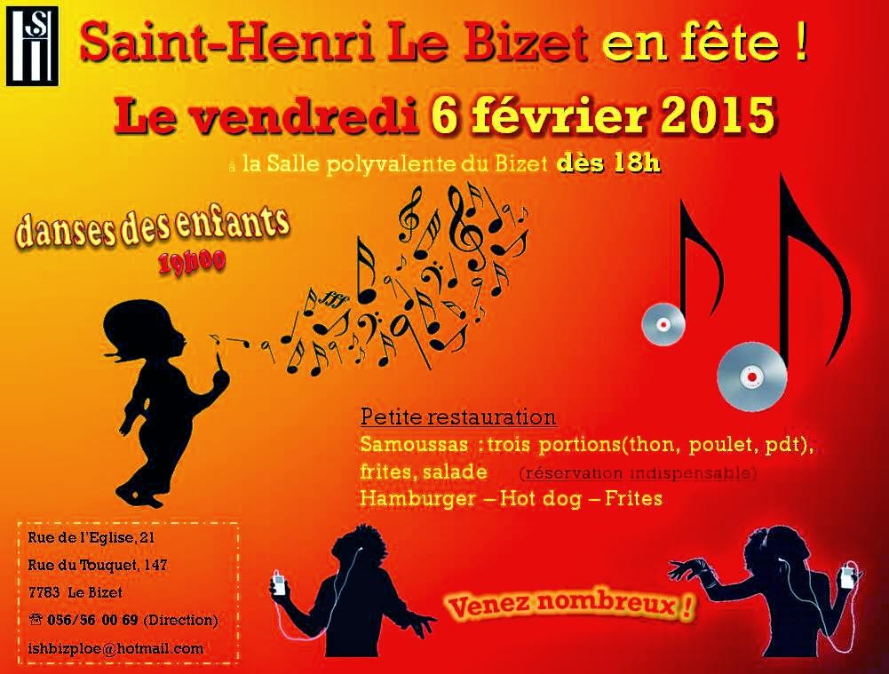 6 février St Henri en fête