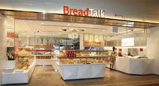 Info Daftar Harga Menu Cake BreadTalk Delivery Terbaru