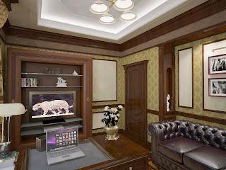 Дизайн кабинета технологии