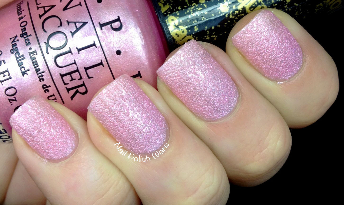 Nail Polish Wars: OPI Bond Girls Collection Swatch & Review