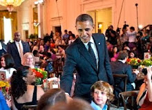 POTUS Crashes Kids' State Dinner