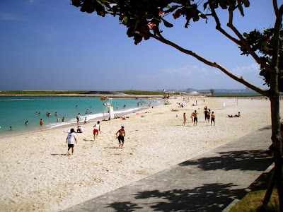 pictures of okinawa beaches