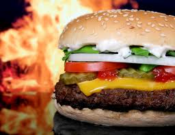 Resep Cara Membuat Burger Krabby Patty Mudah