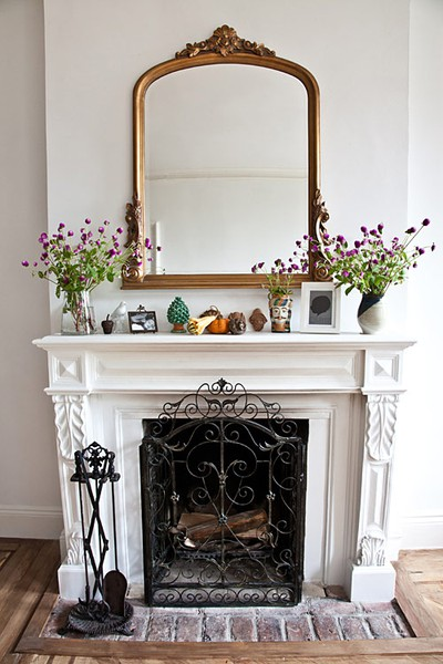 All Things Luxurious Fabulous Fireplace Roundup
