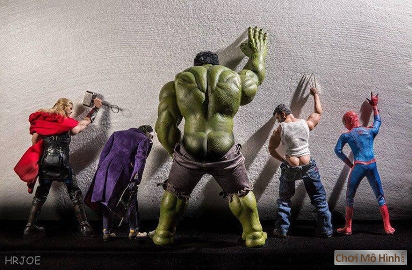 Mô Hình figures Avenger 1