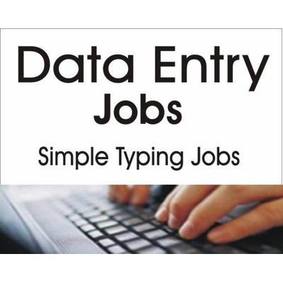 work from home typing jobs in hyderabad