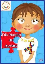 """2 de Abril """"Día Mundial de la concienciación sobre el Autismo"""""""