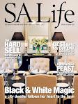 Front Cover      SA Life Magazine