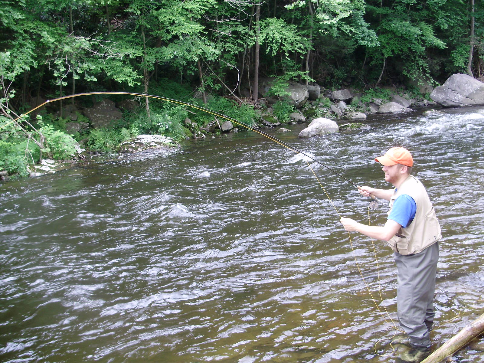 The slippery trout a fly fishing blog the irony of the for River trout fishing