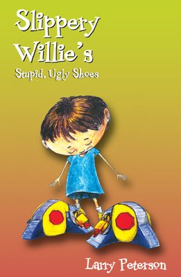 Book Cover: Slippery Willie's Stupid, Ugly Shoes