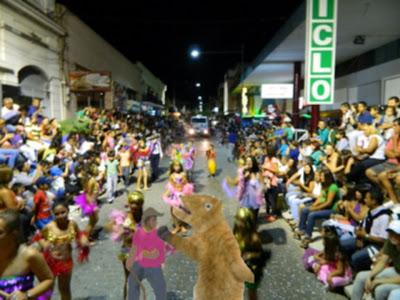 Osos carnaval de Melo