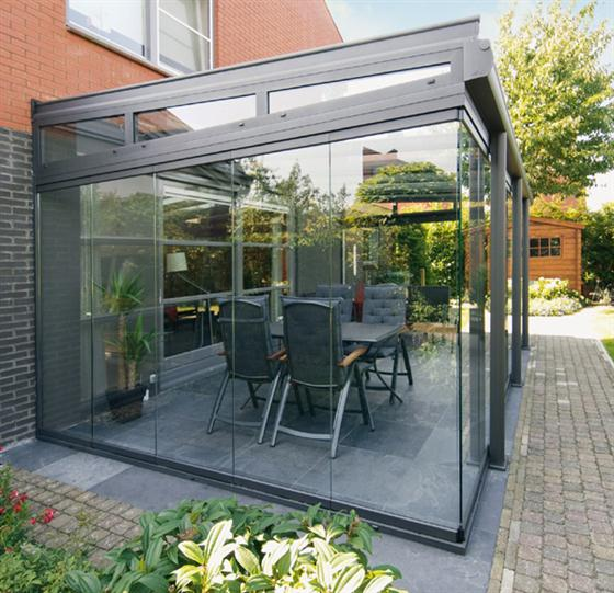 Even If The Roof Is Retractable Glass. The Glass Panels Barely There Will  Triple Your Time Outdoors, Taking You From Early Spring Through Fall In  Total ...