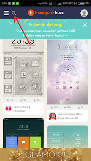 Download Launcher Tema Anime Untuk Android