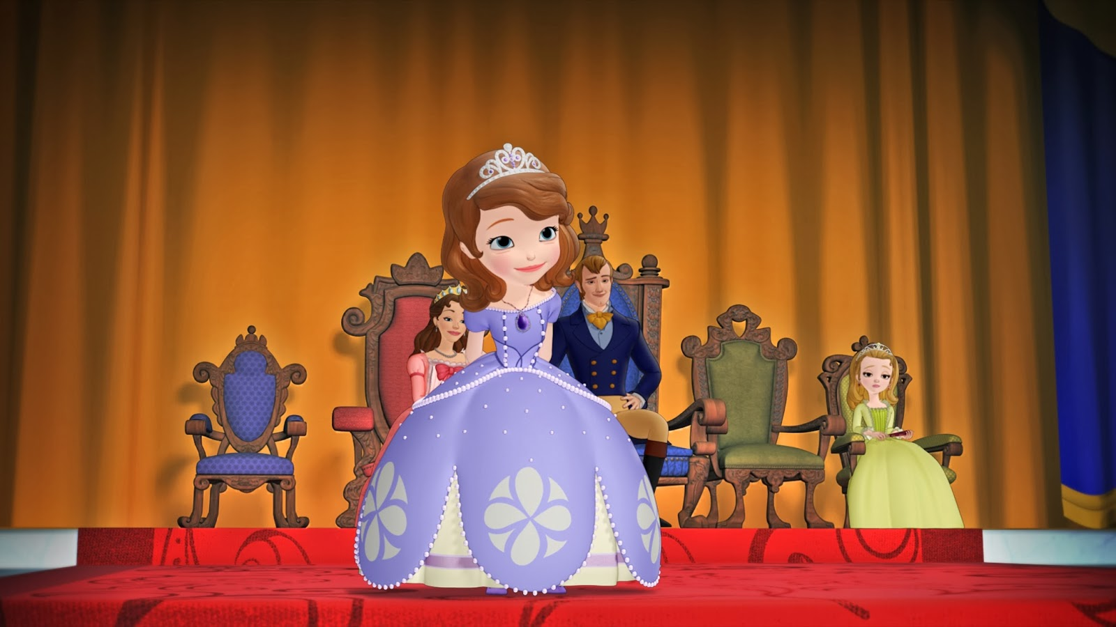 Sofia First Princess