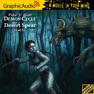 The Desert Spear - втора книга от The Demon Cycle на Питър В.Брет