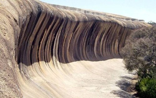 Stone Waves in Australia | Amazing Stone Waves in Australia Seen On www.coolpicturegallery.us