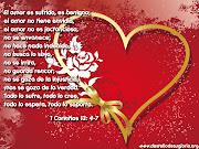 El amor es todo en la vida