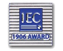 IEC 1906 Award 2015