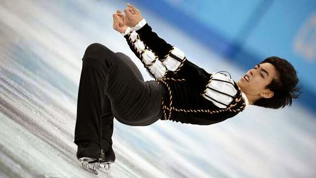First Filipino Winter Olympian Michael Martinez qualifies for the Free Skate