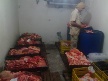 No hay desvío de la carne aportada para pacientes del Iahula