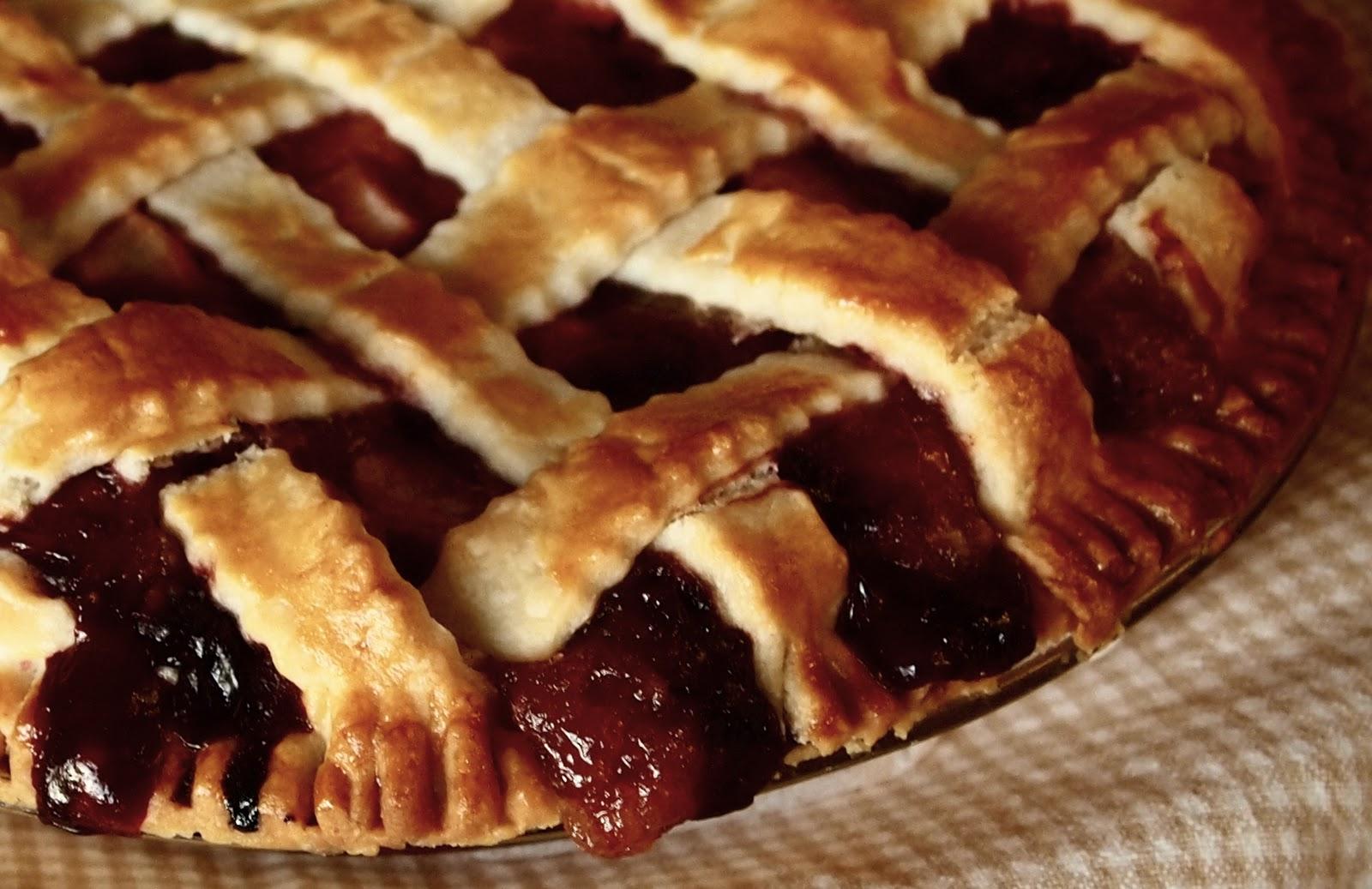 Blueberry Pie Recipe From Pillsbury Apple Blackberry Pie The Spiffy