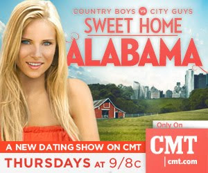 cmt dating show sweet home alabama Parents need to know that this cmt series plays a lot cleaner than other reality dating shows, thanks in part to the show's focus on southern morality language and sexual content are extremely light, but there is violence in the form of brawling between contestants that produces a little blood you'll also.